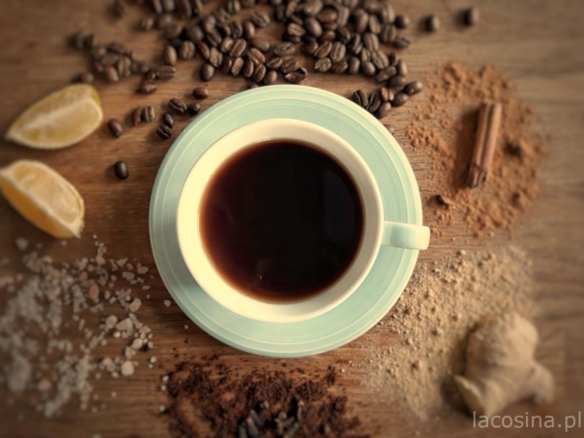 Kawa według pięciu przemian