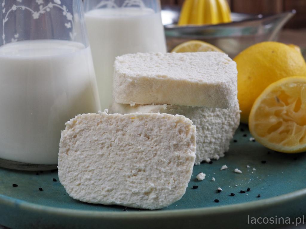 Paneer – biały ser indyjski