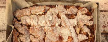 Ziemniaki z kapustą i smażonymczosnkiem