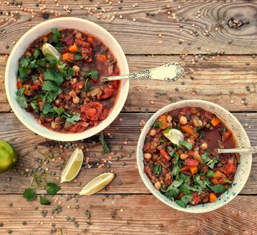 HARIRA – aromatyczna zupa marokańska