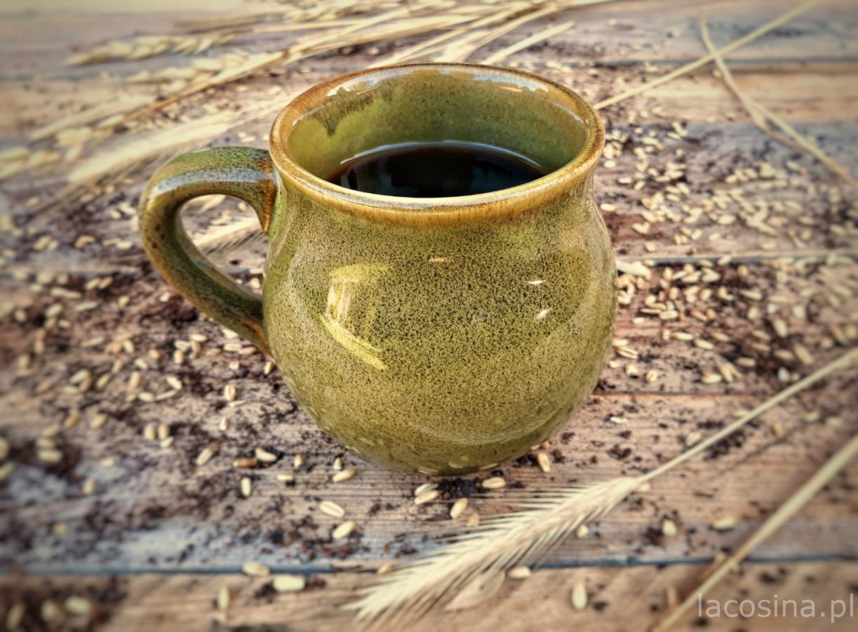 Kawa zbożowa według pięciu przemian