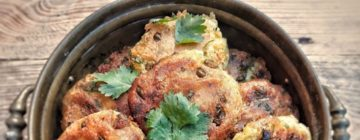 Curry z ziemniaków i fasolki szparagowej
