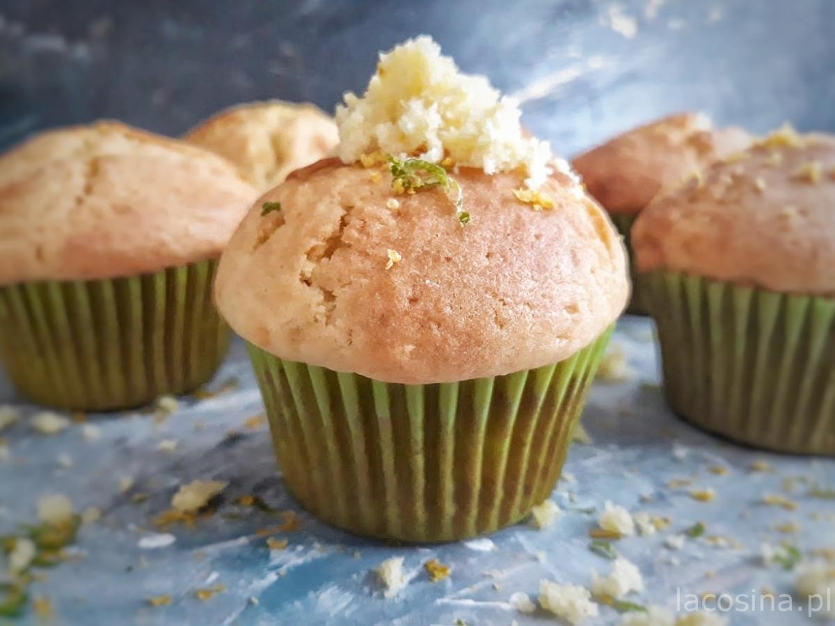 Muffiny cytrynowe